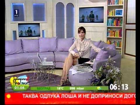 Maja Nikolic Japundza...so Sexy !! video