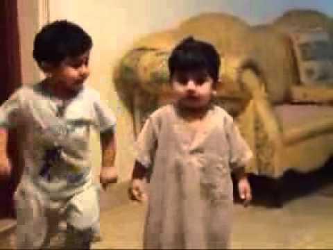 رقص اطفال  Video thumbnail