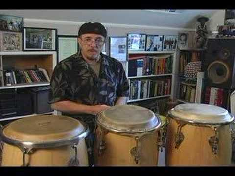 How to Play Conga Drums : Tuning Conga Drums Music Videos