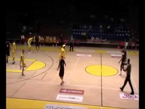 GW Boon - BC Prievidza vs Inter Bratislava 12/13