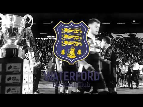 St Patrick's Ath 3-0 Waterford FC - Richmond Park - SSE Airtricity league Premier Division [31.8.18]