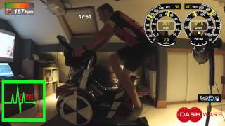Cavve Cycle Training British Cycling Ramp Test On Wattbike Pro