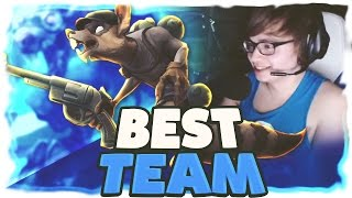 C9 Sneaky | BEST TEAM FT. JENSEN, SMOOTHIE AND YASSUO