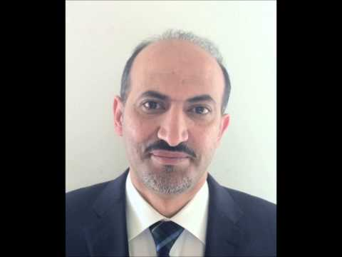 Ahmad Asi al-Jarba Is The New President Of Syrian National Coalition