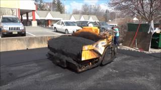 Bitu-Ox (formerly Tar-X) - Asphalt Truck at Work - Part 1 - livegreenway.com