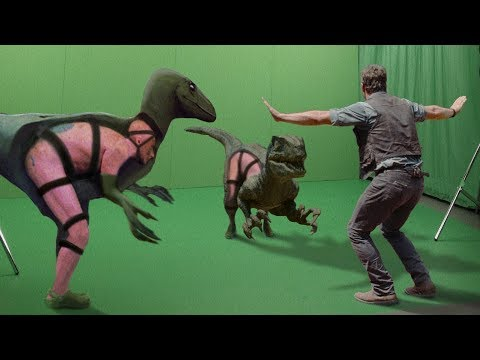 Amazing Before & After Hollywood VFX Part 14