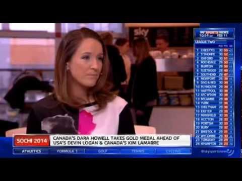 Sky Sportswomen 11 02 14