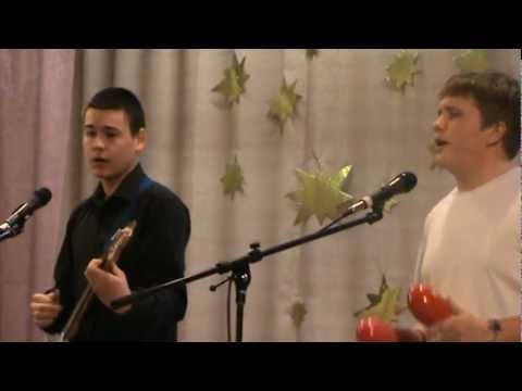 группа ЛЕС НЕФТЬ ГАЗ песня про Хиславичи (концертная)