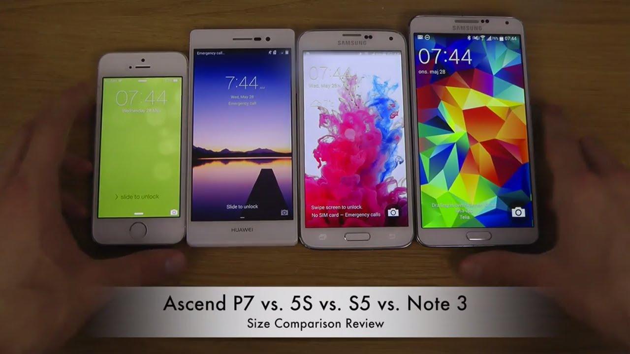 s5 vs iphone 7