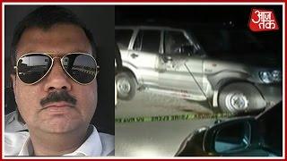 Body of ATS Additional SP Ashish Prabhakar, Woman Found Dead In a car