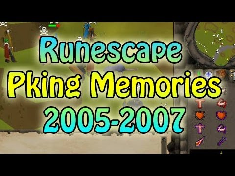 Runescape Pking Memories (2005-2007) - Edgeville | East Varrock | Hill Giants