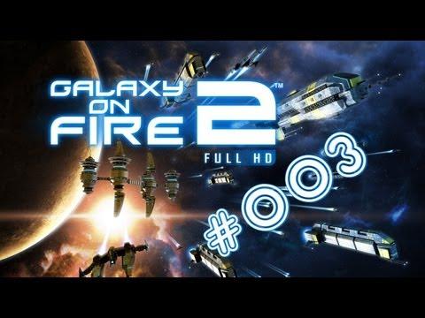 Let's Play Galaxy on Fire 2 Full HD #003 - Erzabbau