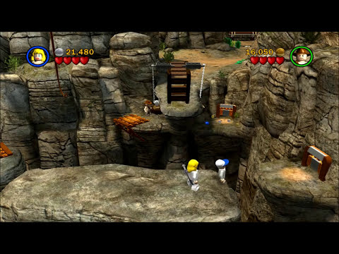 Zagrajmy w LEGO Indiana Jones #16