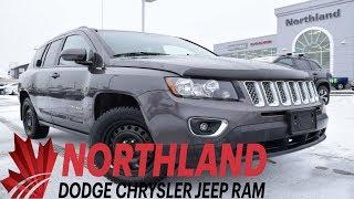 Walk Around 2016 Jeep Compass Sport | Northland Dodge | Auto Dealership in Prince George BC