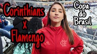 Corinthians 0x1 Flamengo (Itaquera)