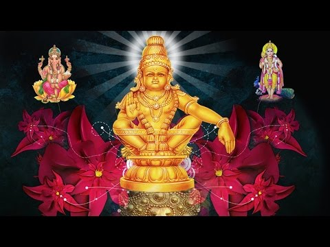Ayyappa Swamy Telugu Devotional Bhakti Songs - Dandakam Song...