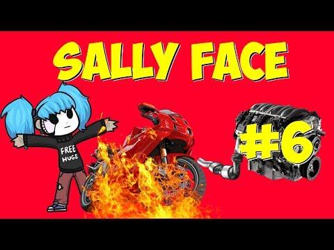 Sally Face - Озвучка фанфика Двигатель в груди имеет срок эксплуатации Часть 6