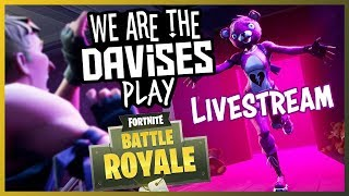 YAY FORTNITE!!! (Short Stream Pt. 1) | Fortnite Live Stream