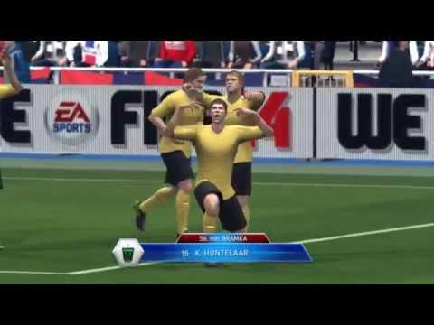 Fifa 14 Ultimate Team | Odcinek 2 - Cały Mecz