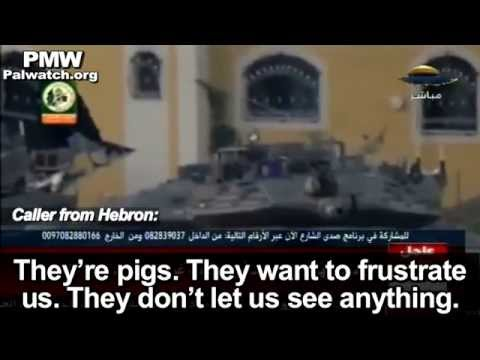 Hamas TV fabrication: Israel is suffering massive civilian casualties during the Gaza War