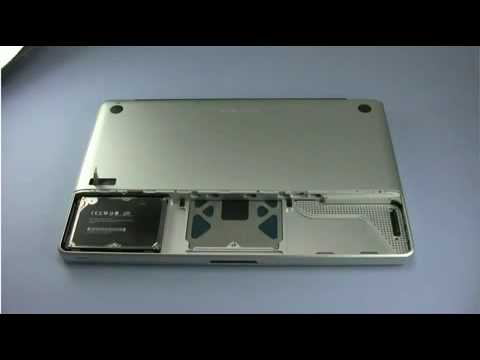 Замена оперативной памяти на MacBook Pro - Видео