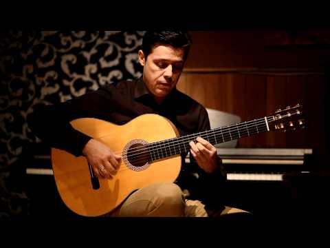 Pedro Sierra - Onuba - Fandangos, Flamenco Guitar