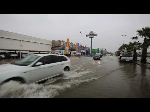 Inundaciones en Torrevieja (20/04/2019)