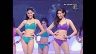 Miss Thailand World 2013 ~ Final Round : Swimsuit Contest ;-)