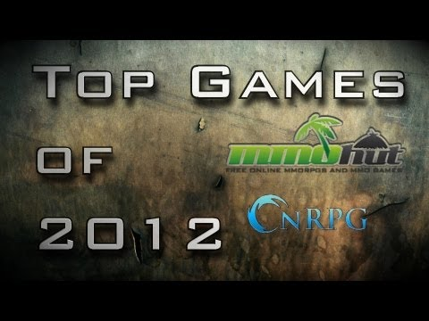 MMOHut/OnRPG Top Games of 2012