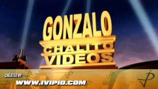 Vipid   Custom 20th Century Fox video intro de Luis Gonzalo Pérez Méndez