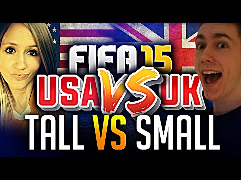 HOW IS THAT A PEN!?   UK vs USA TALL vs SMALL CHALLENGE