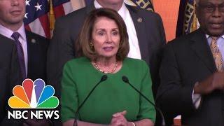 Nancy Pelosi Proclaims