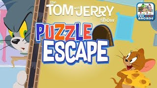 Tom and Jerry: Puzzle Escape - Help Jerry make it through the House (Boomerang Games)