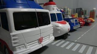 헬로카봇 아이누크 럭키펀치 자동차 장난감 변신 Hello Carbot Helicopter Car Robot Toys