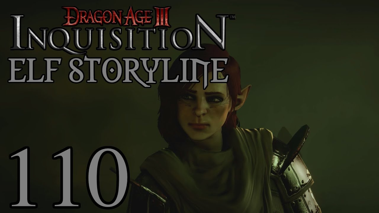 Dragon Age Inquisition Logo Dragon Age Inquisition Elf