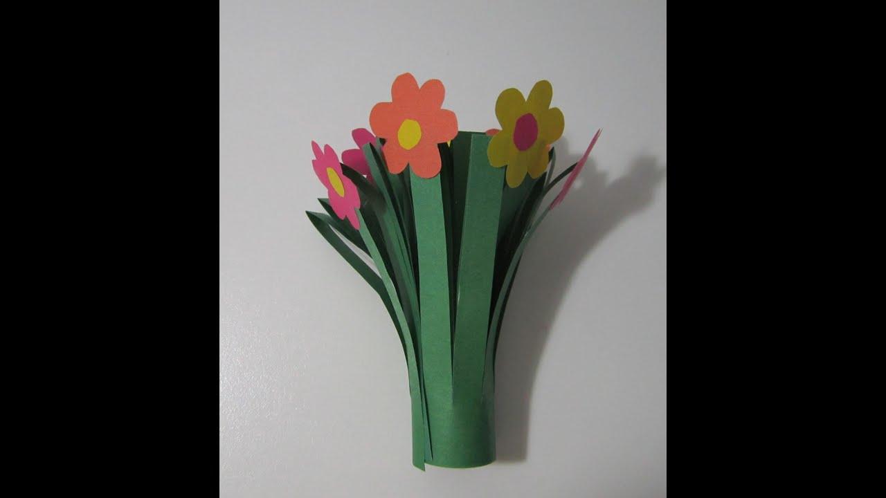 Букет для мамы своими руками из цветов 401