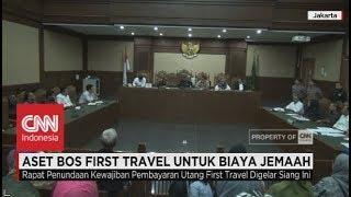 Aset Bos First Travel untuk Biaya Jemaah