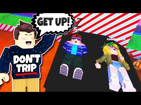 CRASHING PARTIES IN ROBLOX WORK AT A PIZZA PLACE! Roblox Trolling! Roblox Funny Moments