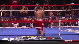 Lamont Peterson vs Kendall Holt 2013 02 22