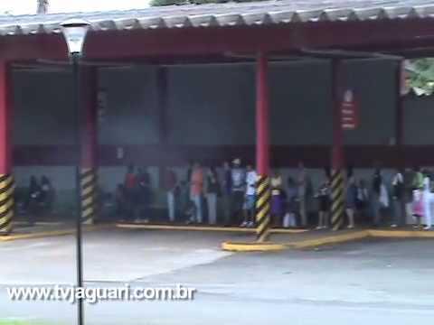 Bandidos roubam empresa de ônibus