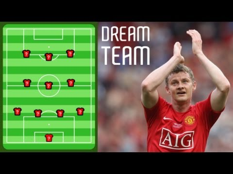 Solskjaer's Man Utd dream team
