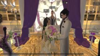 2016 4 18 WWZY Wedding Of Evil Selona And Kazuma Turbo At Rose Theatre