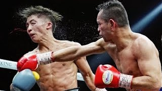 Naoya Inoue vs. Nonito Donaire - Full Fight Highlights 60FPS