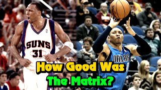 How GOOD Was Shawn Marion Actually?
