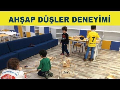 Ahşap Düşler Deneyimi - Fenerbahçe Düşyeri Çocuk Deneyim Kulübü