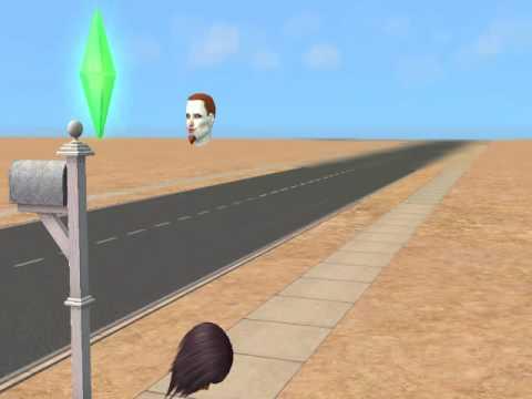Los Sims 2 -Sims sin cuerpo