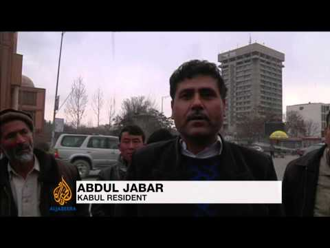 Taliban target Kabul hotel used by UN