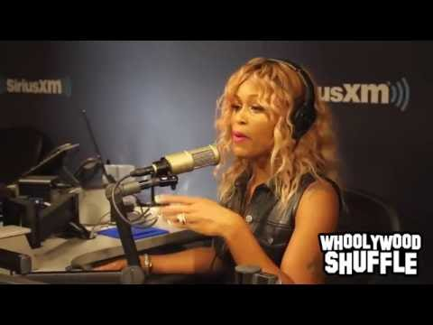 Eve Talks About Dr. Dre Firing Her, Rich Homie Quan's VH1 Performance and More (Video)