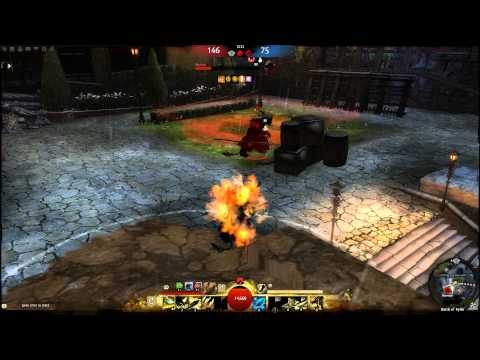 Guild Wars 2 - Ranger PvP high crits
