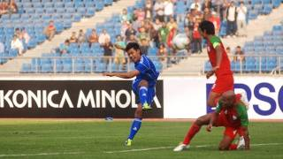 Nepal vs Bangladesh (Highlights) - SAFF Championship 2011